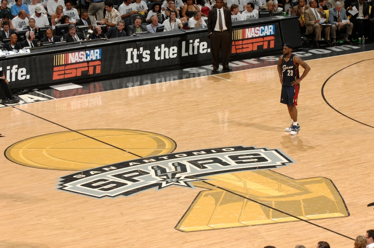 NBA Finals Game 1: Cleveland Cavaliers v San Antonio Spurs