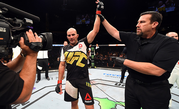 UFC Fight Night: Teixeira v Saint Preux