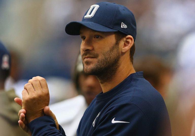 Arrivederci Tony Romo 2