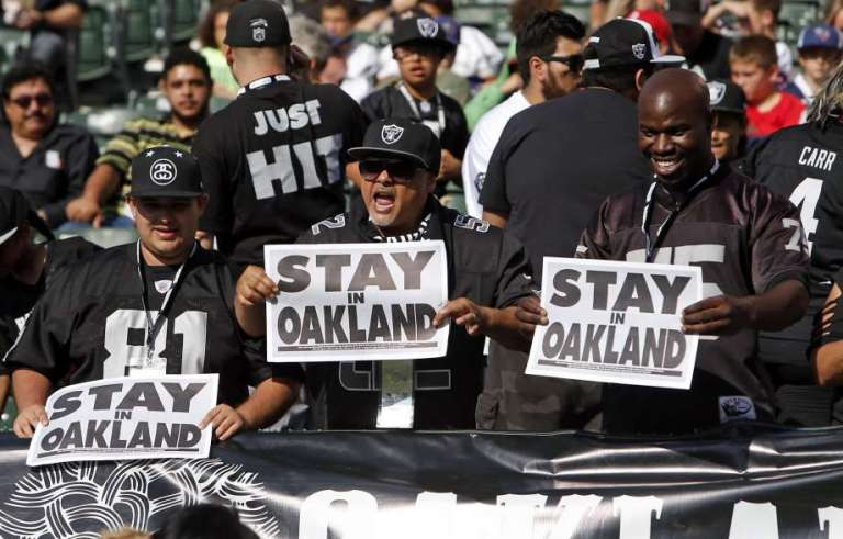 Sorry Oakland, Vegas Is Stealing The Raiders 1