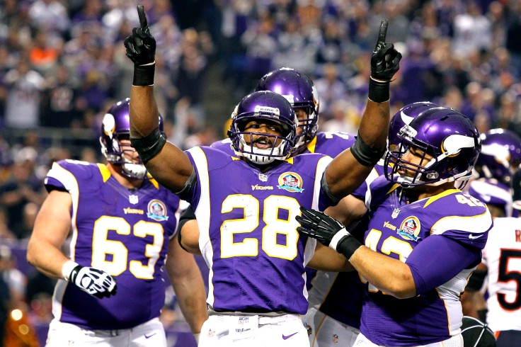Best Landing Spots For Adrian Peterson 1