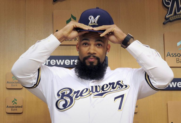 Eric Thames Or Eric Flames? 1