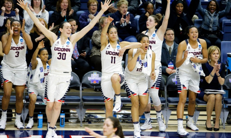 USP NCAA WOMENS BASKETBALL: NCAA TOURNAMENT-SECOND S BKW USA CT