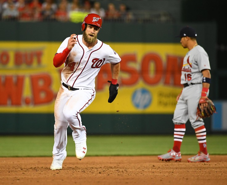 MLB: St. Louis Cardinals at Washington Nationals