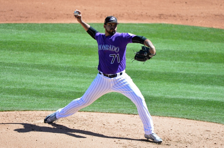 MLB: Spring Training-Kansas City Royals at Colorado Rockies