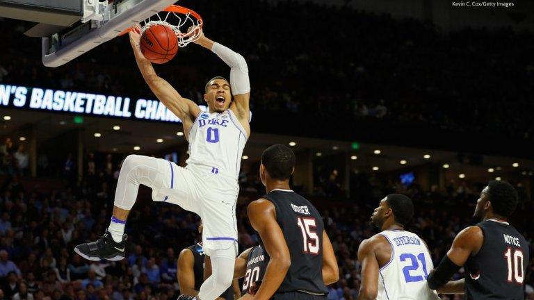 2017 NBA Mock Draft – Version 2 1