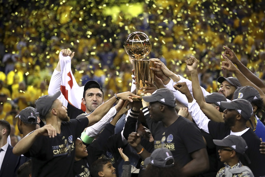 NBA Finals Game 5 Recap – SportsbyFry