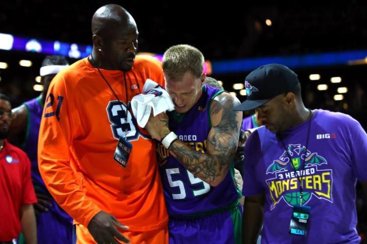The Debut Of BIG3 Basketball 1