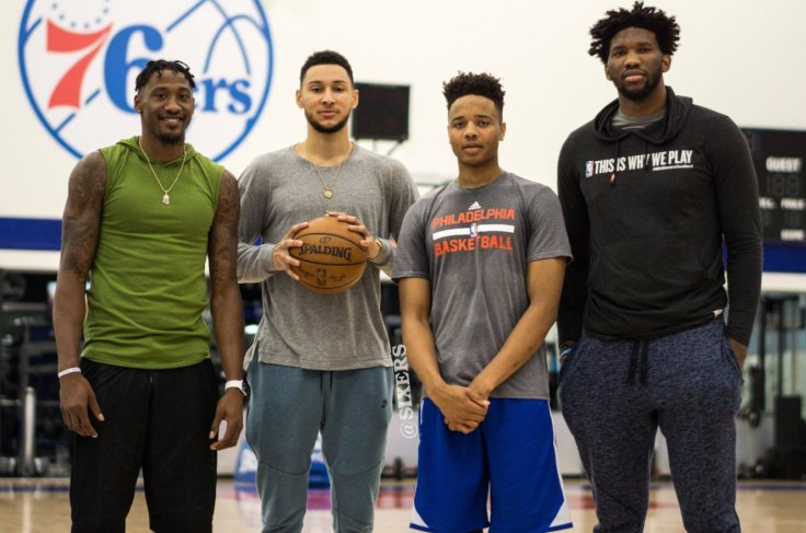 Who Does The Celtics:76ers Trade Impact The Most? 1