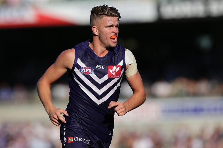 AFL 2017 Round 11 - Fremantle v Collingwood