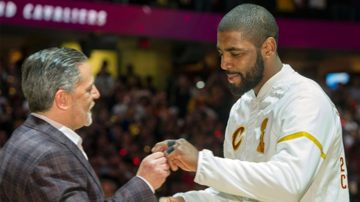 Initial Reaction To The Kyrie Irving Trade 1