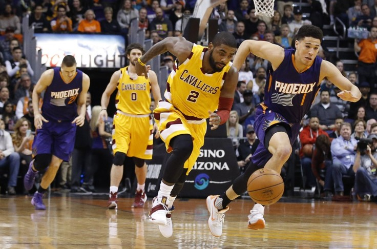 Why Won't The Suns Trade Josh Jackson For Kyrie? 2