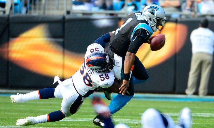NFL: Denver Broncos at Carolina Panthers