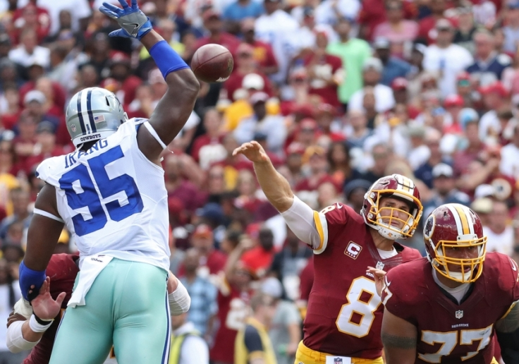 NFL: Dallas Cowboys at Washington Redskins