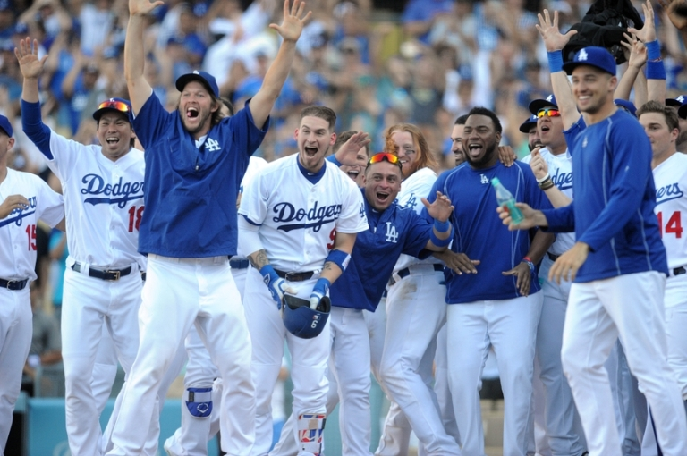 Hot Or Cold, Who Are The Real Los Angeles Dodgers? Banner