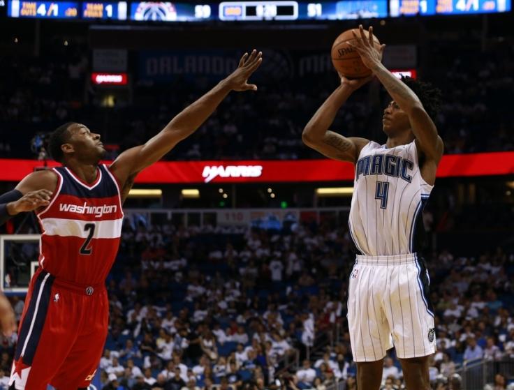 NBA: Washington Wizards at Orlando Magic