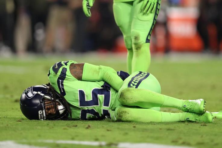 Richard Sherman Is Down, Are The Seahawks Out? 1