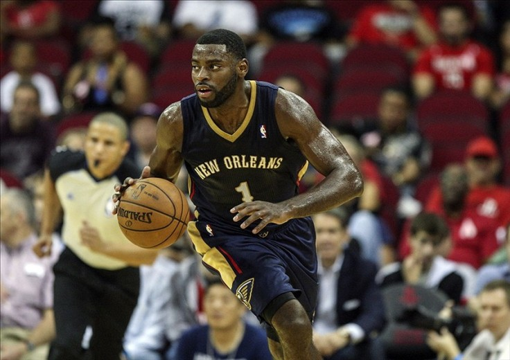 Welcome Back Tyreke Evans 1