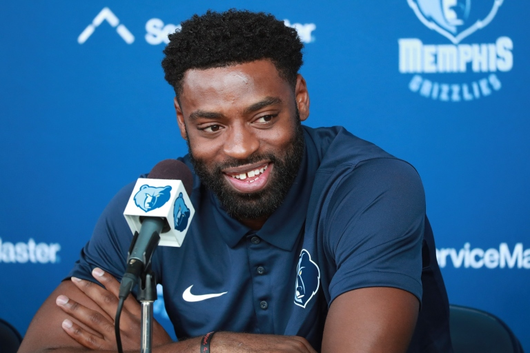 Memphis Grizzlies Introduce New Players