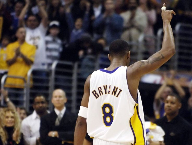 Compare The Pair - No. 8 Kobe Bryant vs No. 24 Kobe Bryant 2