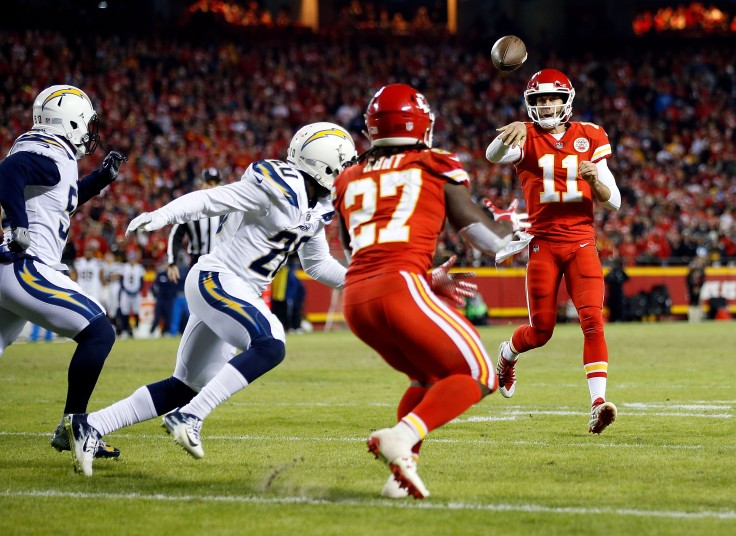 Los Angeles Chargers v Kansas City Chief