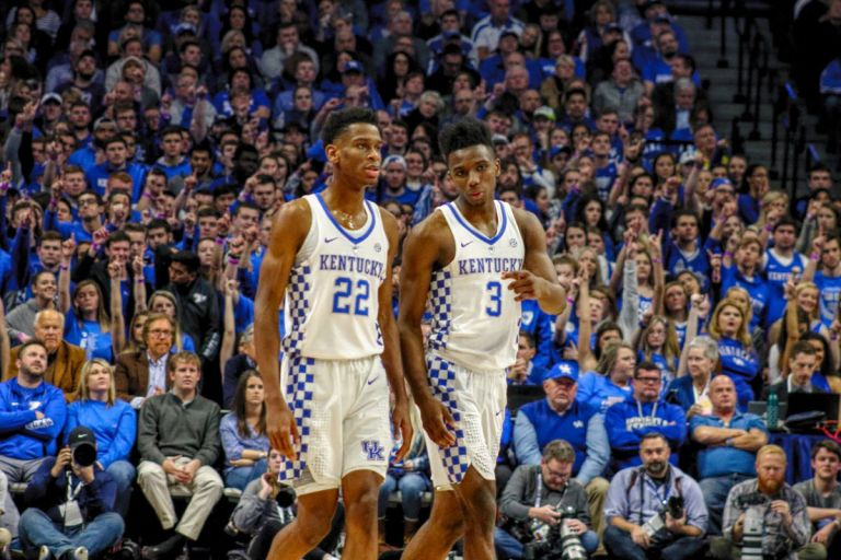 2017-18 College Basketball Player Power Rankings 1.0 1