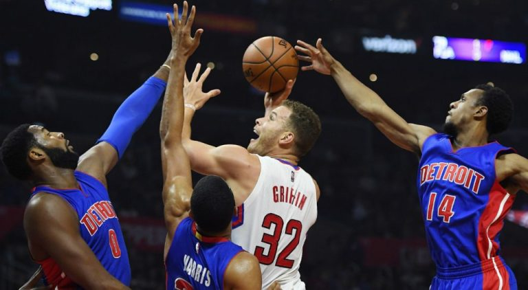 So, Blake Griffin Just Got Traded to the Pistons 1