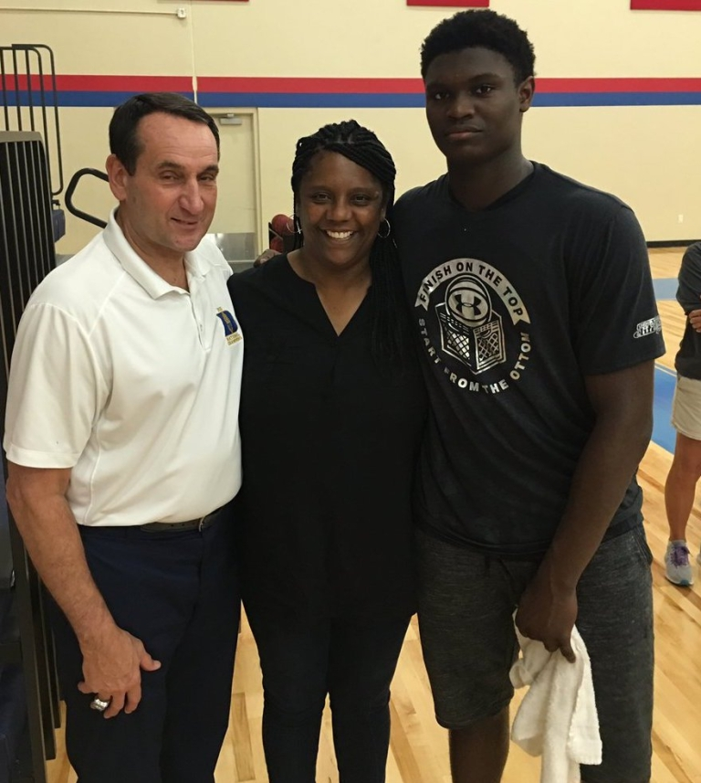 What Does Zion Williamson's Duke Commitment Mean? 2
