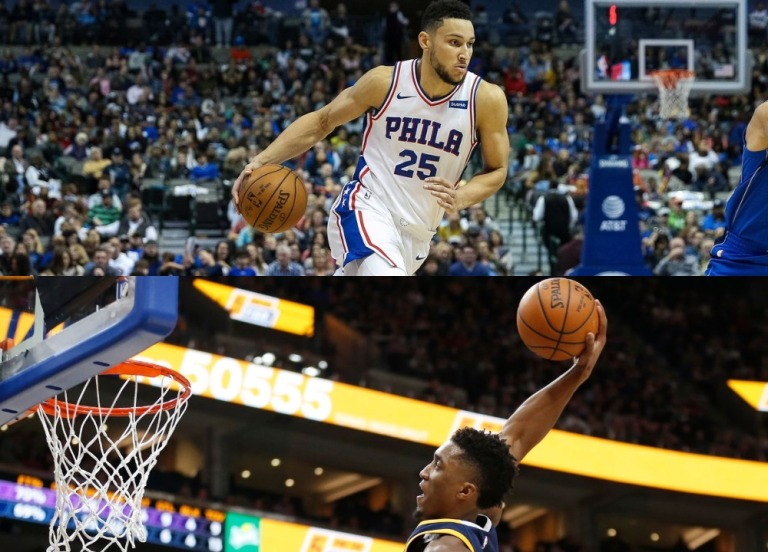 Can Anyone Catch Donovan Mitchell or Ben Simmons in the ROY Race? Banner