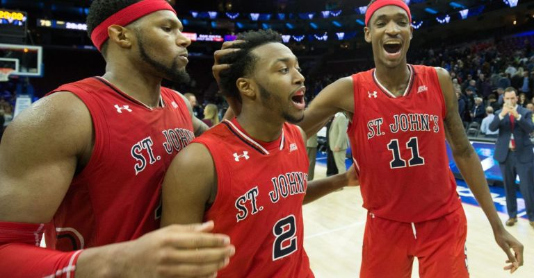 Scrambling for the Top Seeds in the 2018 NCAA Tournament 1