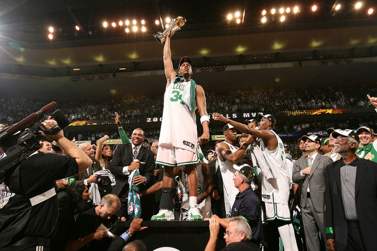 Where Does Paul Pierce Rank as an All-Time Celtic? 1
