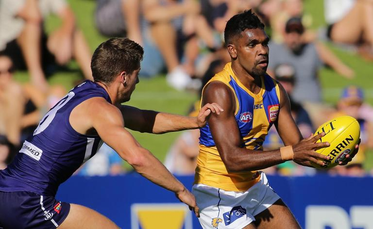 Fremantle v West Coast - JLT Community Series