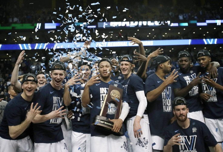 How Did Each Team Make it to the 2018 Final Four? 3
