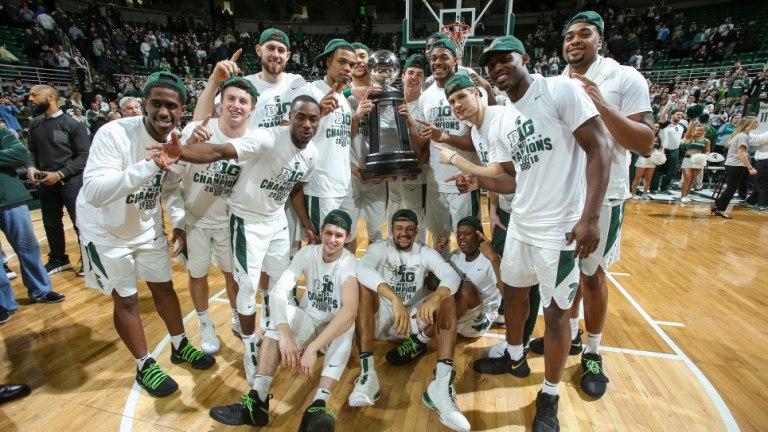 Photo Copyright: Matt Mitchell/MSU Athletic Communications