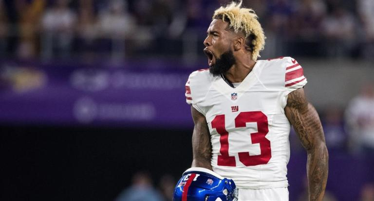 Should the New York Giants Actually Consider Trading Odell Beckham Jr? Banner