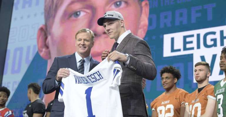 2018 NFL Draft- Round 1 Winners and Losers 1
