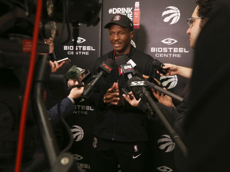 Don't Blame Dwane Casey For the Raptors Shortcomings 1
