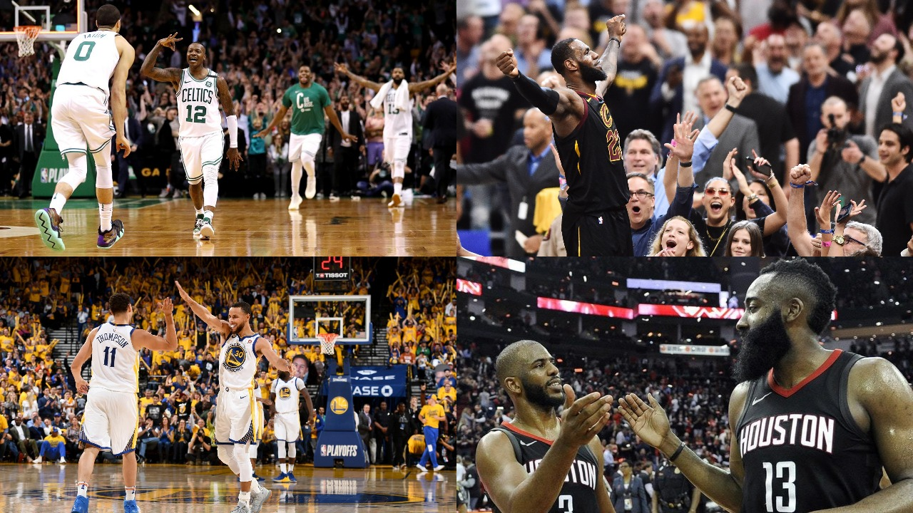 Previewing the 2018 NBA Conference Finals – SportsbyFry