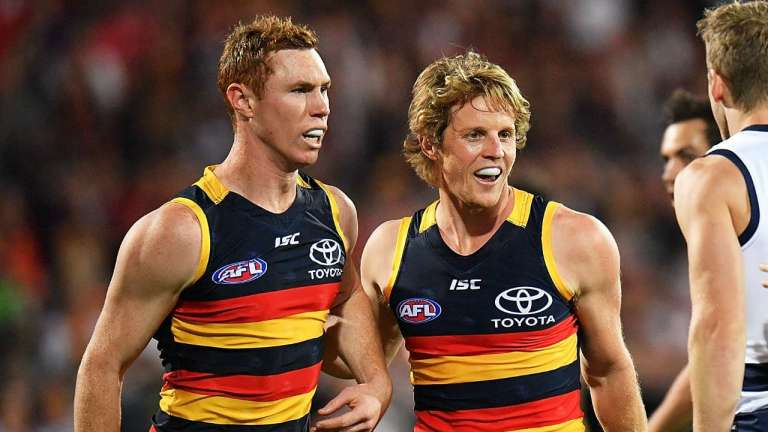 Can the Adelaide Crows Rebound In Time? 1