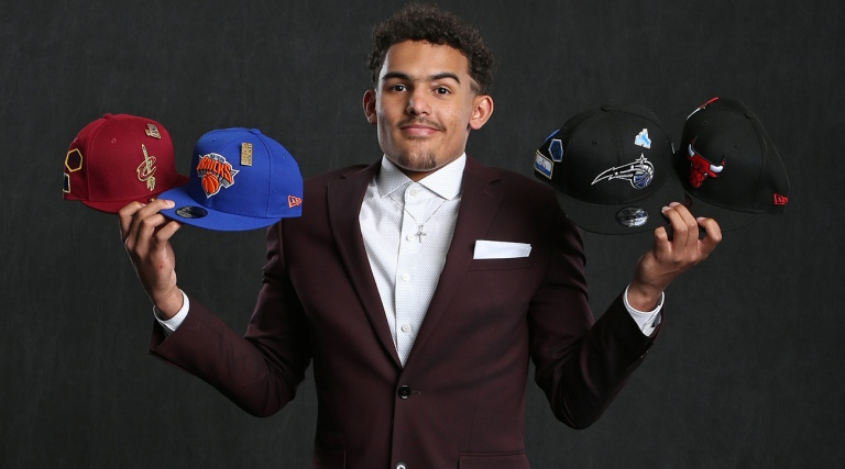 2018 NBA Draft Lottery - Portraits