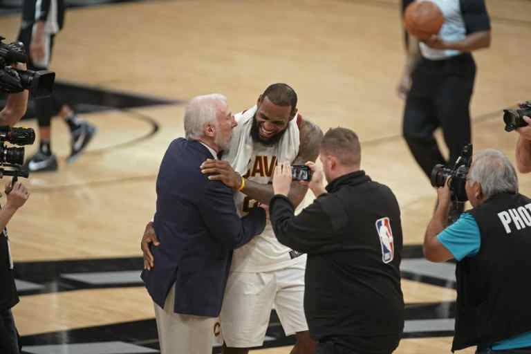 Why LeBron James Should Sign With The San Antonio Spurs 1