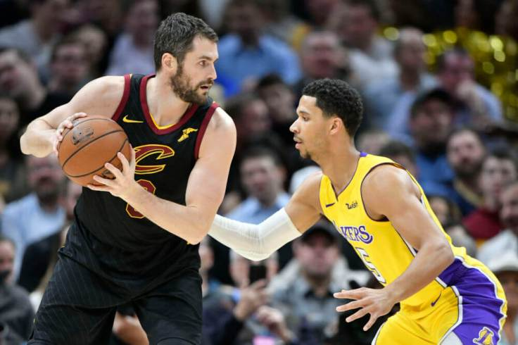 6 Ways the Cleveland Cavaliers Can Trade Kevin Love 1