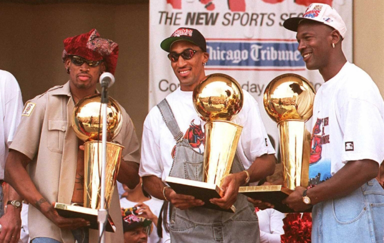 Compare the Pair - Ben Wallace and Dennis Rodman 2