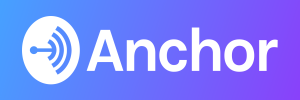 Anchor-Logo-White-on-Purple