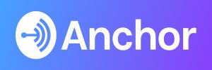 Anchor-Logo-White-on-Purple