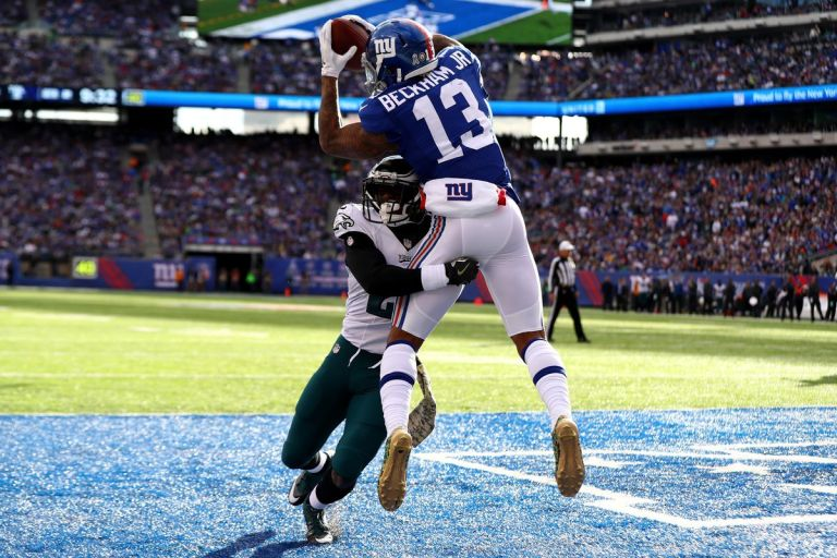 Does Odell Beckham Jr Deserve to be the Highest Paid WR? Banner