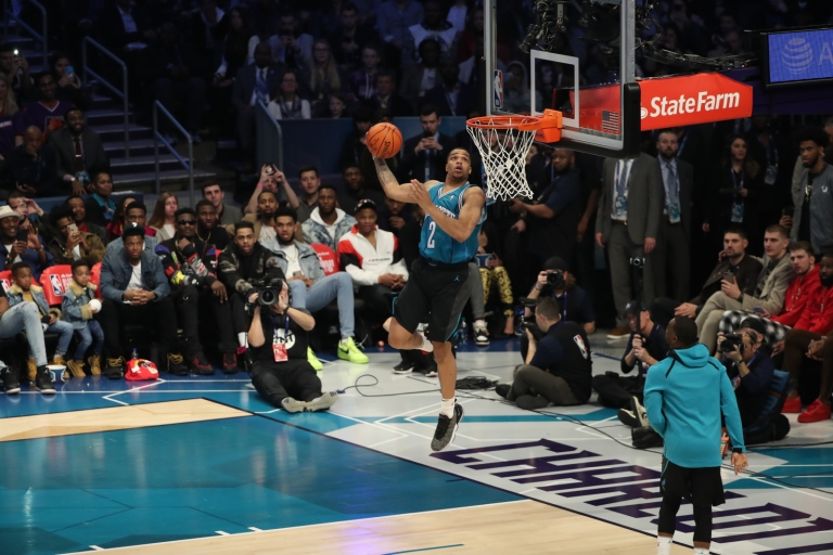 2019 AT&T Slam Dunk Contest
